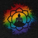 LGBT Buddhist Lotus T-Shirt