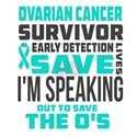 Ovarian Cancer T-Shirt