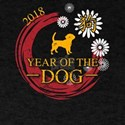 Chinese New Year Celebration Shirt Dog Chi T-Shirt