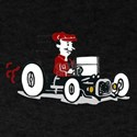 Hot Rod Cartoon Design T-Shirt
