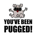 You Have Been Pugged T-Shirt