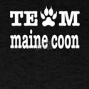 Cat Owner Team Maine Coon Cat Shirt Cat Lo T-Shirt