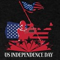 Us Independence Day T Shirt T-Shirt