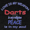 Darts is my Religion T-Shirt