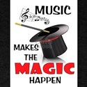 MUSIC MAGIC T-Shirt