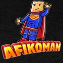 Afikoman Superhero Graphic Cool Passover D T-Shirt