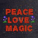 Peace Love Magic T-Shirt