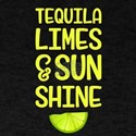 Tequila Limes and Sunshine T-Shirt
