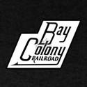 Bay Colony railroad T-Shirt