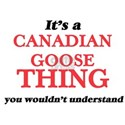 It's a Canadian Goose thing, you would T-Shirt