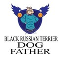 Black Russian Terrier Dog F Shirt
