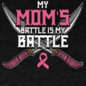 Breast Cancer Awareness Art For Warrior Wo T-Shirt