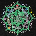 Cerebral Palsy Lotus Dark T-Shirt