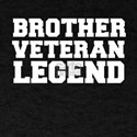 Brother Veteran legend Hero Veteran's T-Shirt