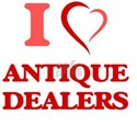 I love Antique Dealers T-Shirt