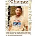 Change - Fired Up! White T-Shirt
