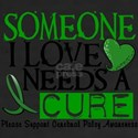 Needs A Cure CEREBRAL PALSY T-SHIRTS & GIFTS
