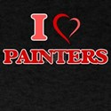 I love Painters T-Shirt
