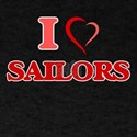 I love Sailors T-Shirt