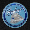 Zephyr engine luggage tag T-Shirt