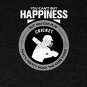 Cricket Gift You Can't Buy Happiness B T-Shirt