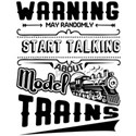 Model railroad T-Shirt