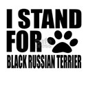 I Stand For Black Russian T Shirt