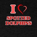 I Love Spotted Dolphins T-Shirt