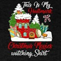 This Is My Hallmark Christmas Movies Watch T-Shirt