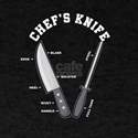 Awesome Culinary Chef's Knife Parts Ki T-Shirt