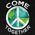 Peace Sign Hippie | Come Together T-Shirt