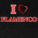 I Love FLAMENCO T-Shirt