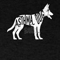 Dog Asthma Tshirt Animal Asthma Support T-Shirt