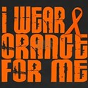 I Wear Orange Me LEUKEMIA Tees