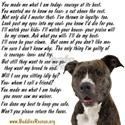 Only Thing, Pit Bull