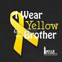 Yellow for Brother Shirt