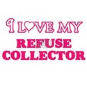 I love my Refuse Collector T-Shirt