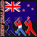 Cricket New Zealand  t-shirts & gifts