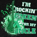 I'm Rockin Green for my Uncle T-Shirt