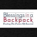 Blessings in a Backpack Logo T-Shirt