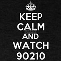 Keep Calm and Watch 90210 T-Shirt