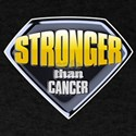 Stronger than cancer Dark T-Shirt