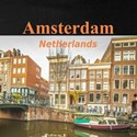 Amsterdam Long Sleeve T-Shirt