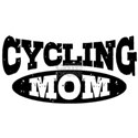 Cycling Mom Women's T-Shirt