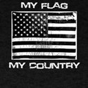 My Flag My Country Patriotic American Flag T-Shirt