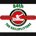 84th Infantry Division The Railsplitters T-Shirt