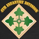 SSI - 4th Infantry Division with Text