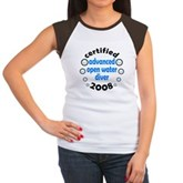 Certified AOW 2008 Women's Cap Sleeve T-Shirt