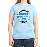 Certified AOW 2008 Women's Light T-Shirt