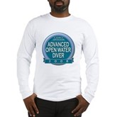 Certified AOWD 2008 Long Sleeve T-Shirt